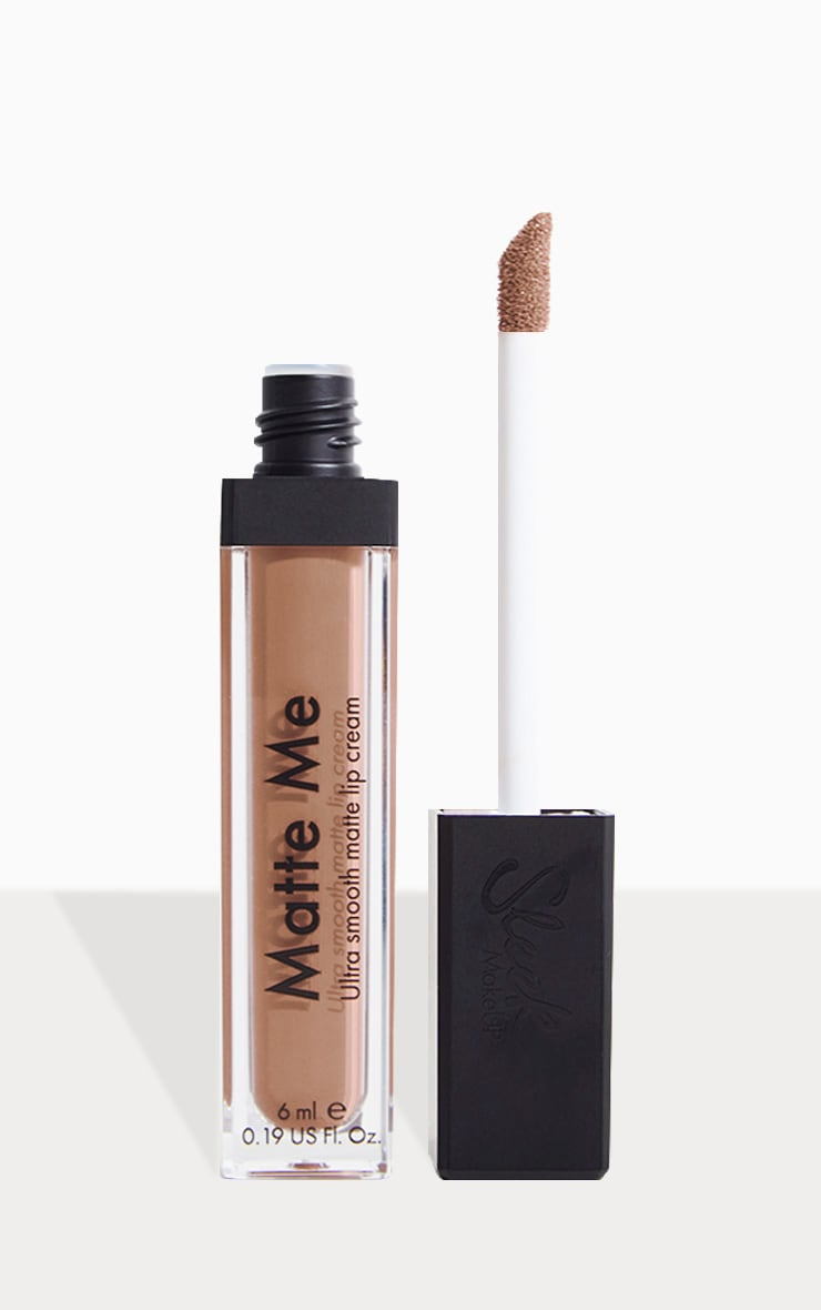 Sleek MakeUP Matte Me Lip Cream Stonework 1