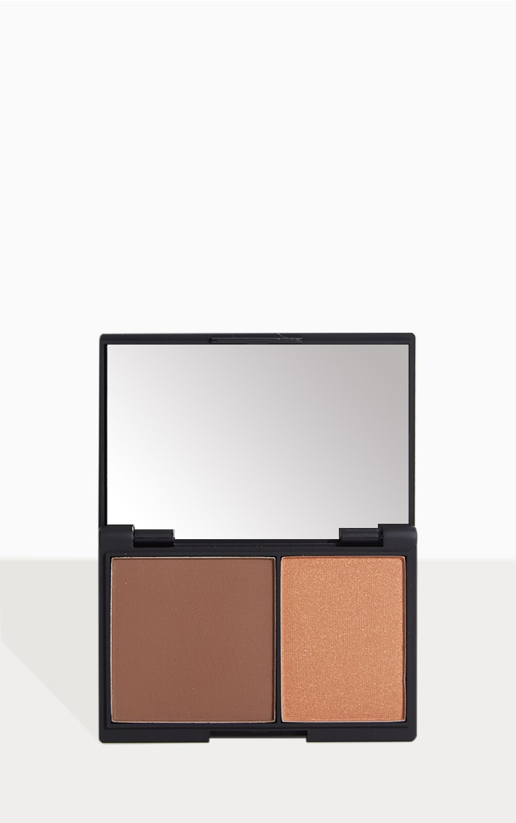 Sleek MakeUP Dark Face Contour Kit 2