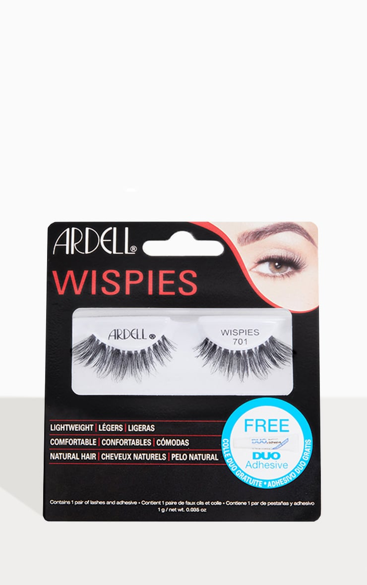 Ardell Wispies 701 False Lashes