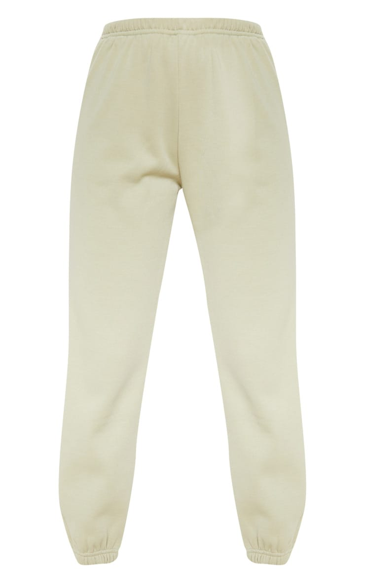 Pale Olive Casual Jogger 3
