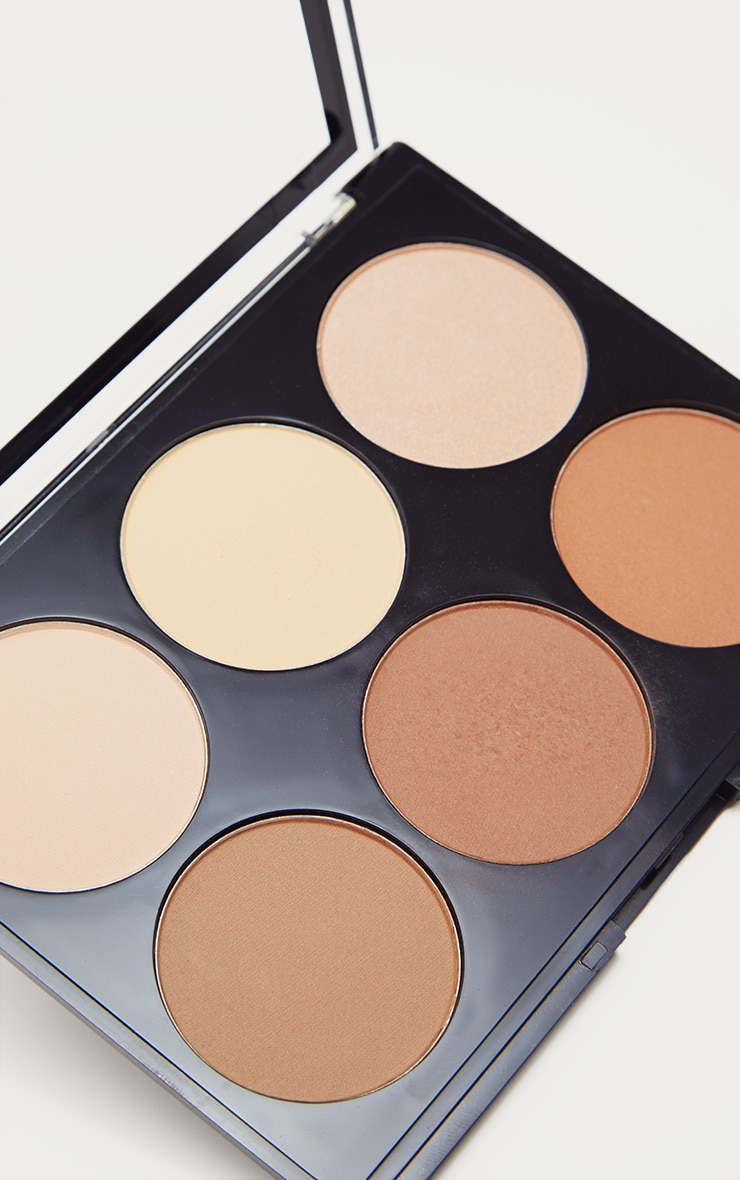 Nip & Fab Contour Palette Shade Light 01 1
