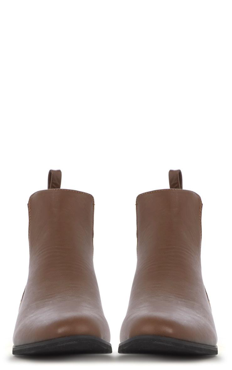 Samara Brown Chelsea Boot 2