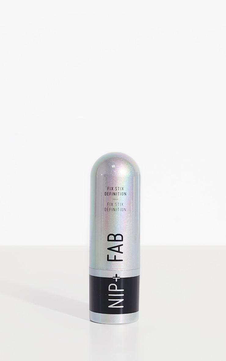 NIP&FAB Make Up Fix Stix Blush Electric Apricot 2