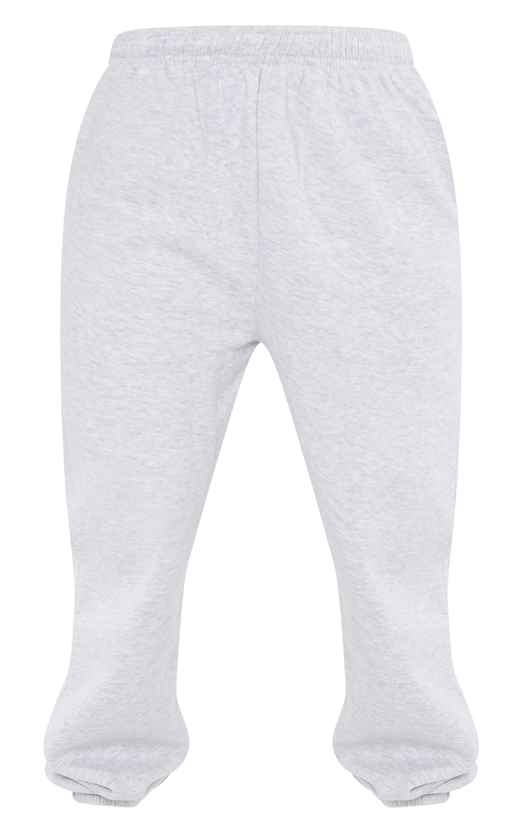 Petite Grey Ultimate Marl Sweat Joggers 5