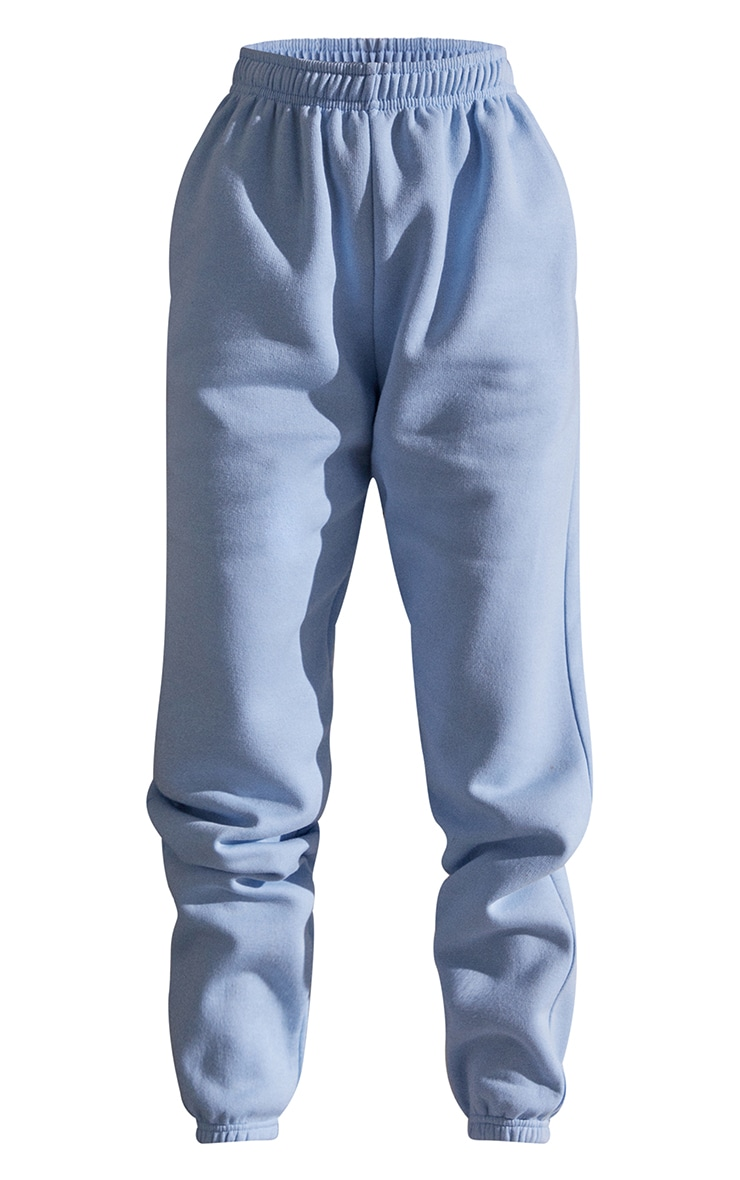 Light Blue Sweat Pant Joggers 5