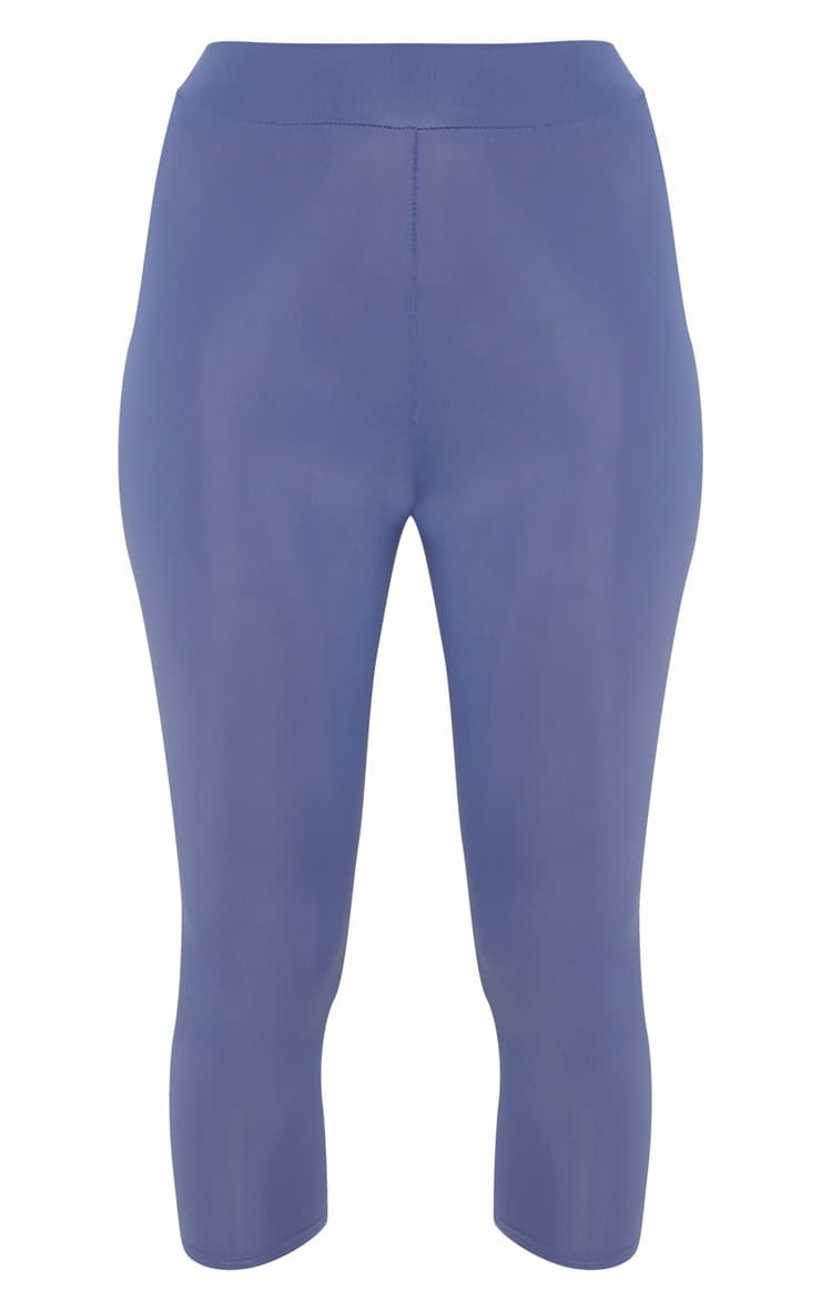 Petrol Basic 3/4 Gym Legging 3
