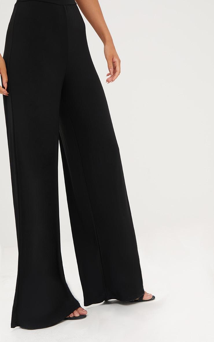 Jill Black Slinky Palazzo Trousers 5