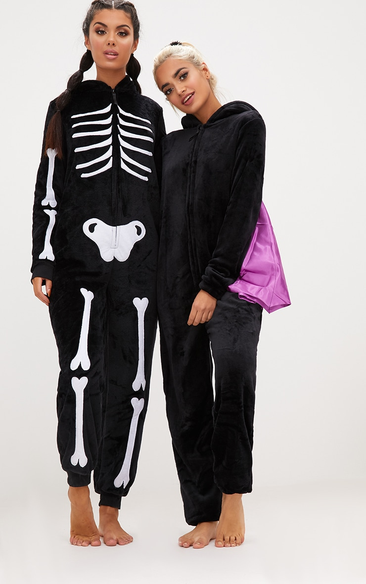 Skeleton Onesie 6