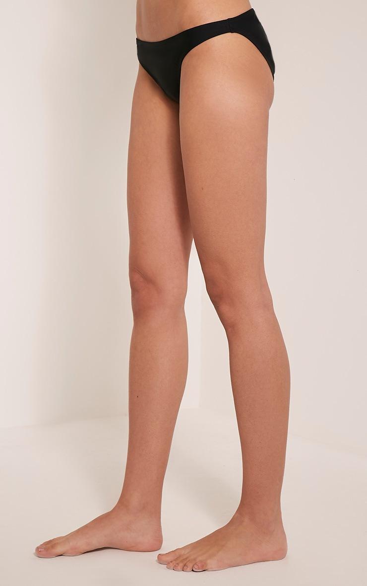 Praya Black Mix and Match Bikini Bottoms 4