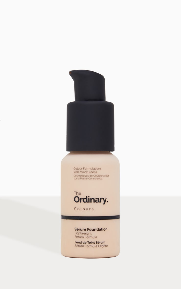 The Ordinary Serum Foundation 1.0NS Very Fair 1