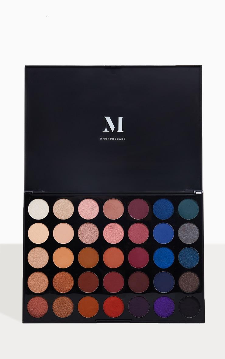 Morphe 35V Stunning Vibes Artistry Palette 1