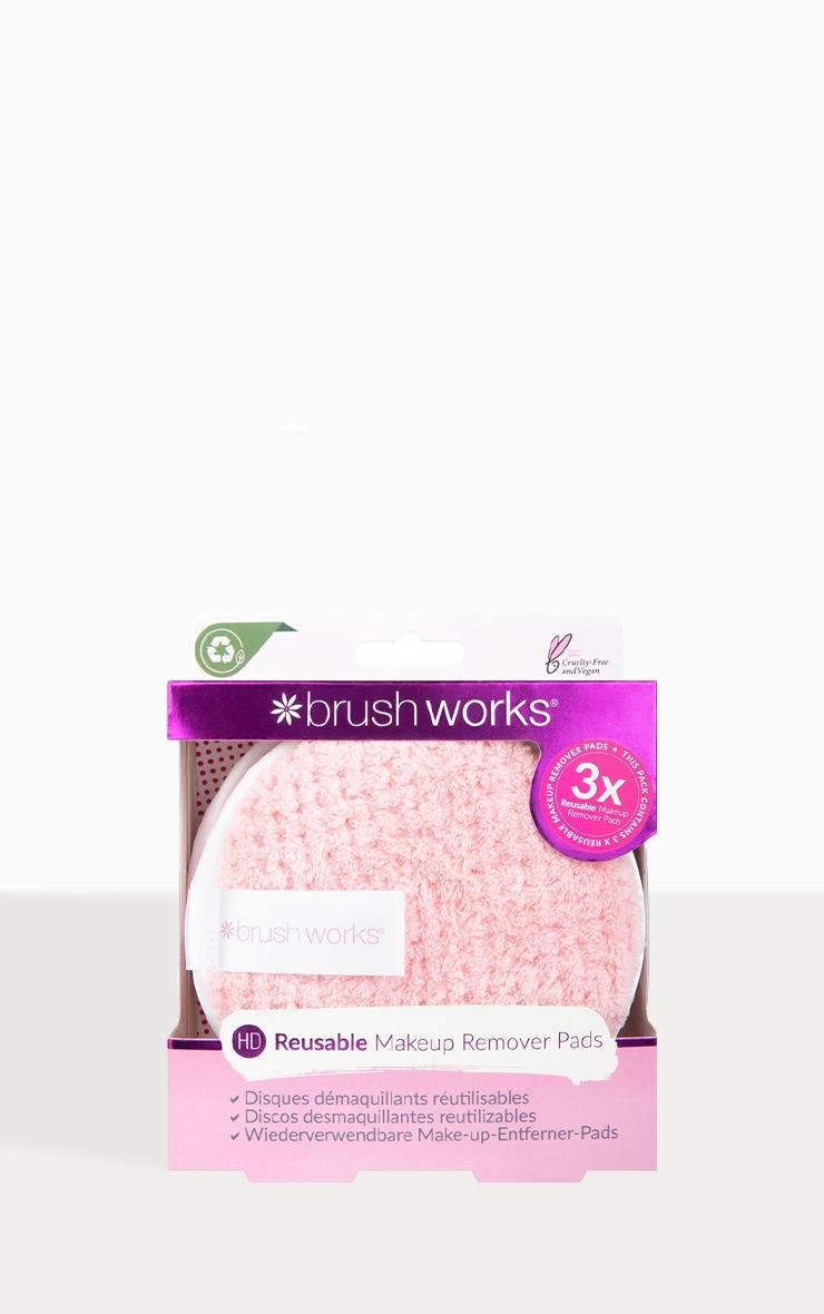 Brushworks HD Reusable Makeup Remover Pads 3 Pack 5