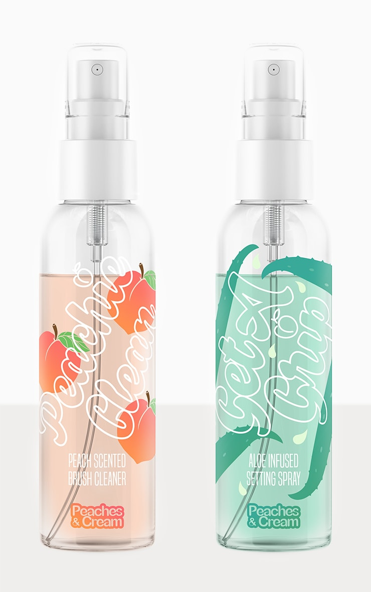 Peaches & Cream Get A Grip Setting Spray 2