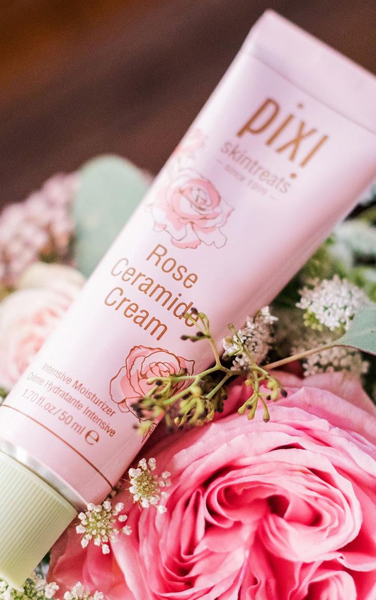 Pixi Rose Ceramide Cream Moisturiser 3