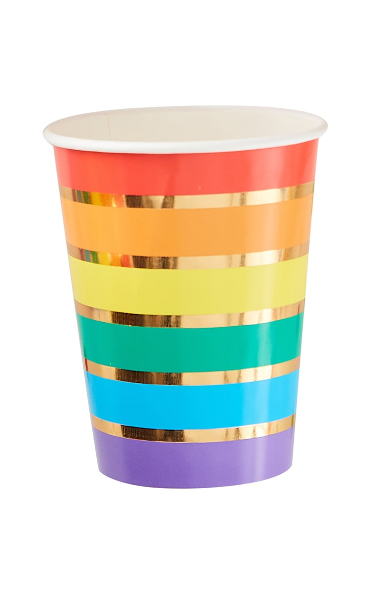 Ginger Ray Pride Rainbow Cup 2
