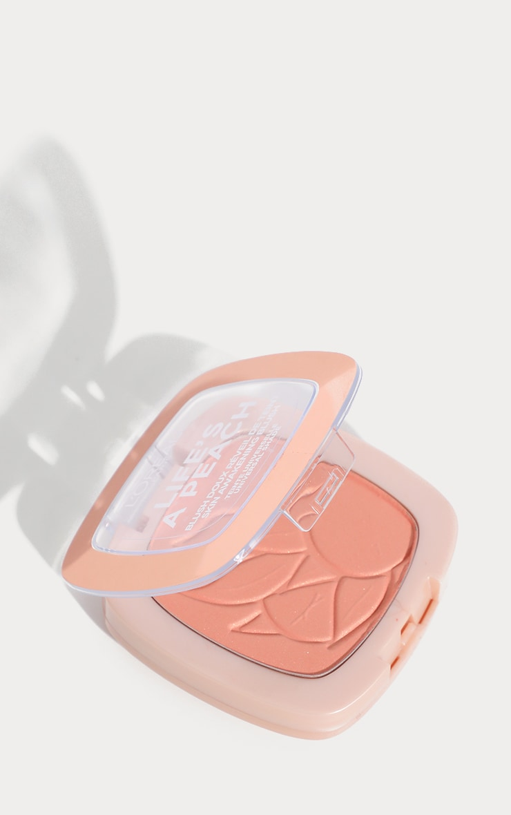 L'Oréal Paris Life's a Peach Blush Powder 4