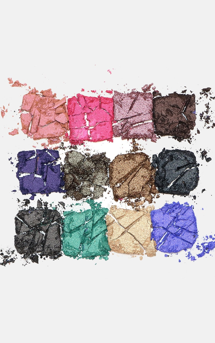 Beauty Bakerie Game of Cones Eyeshadow Palette 6