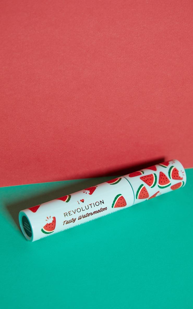 I Heart Revolution Tasty Watermelon Waterproof Mascara 4