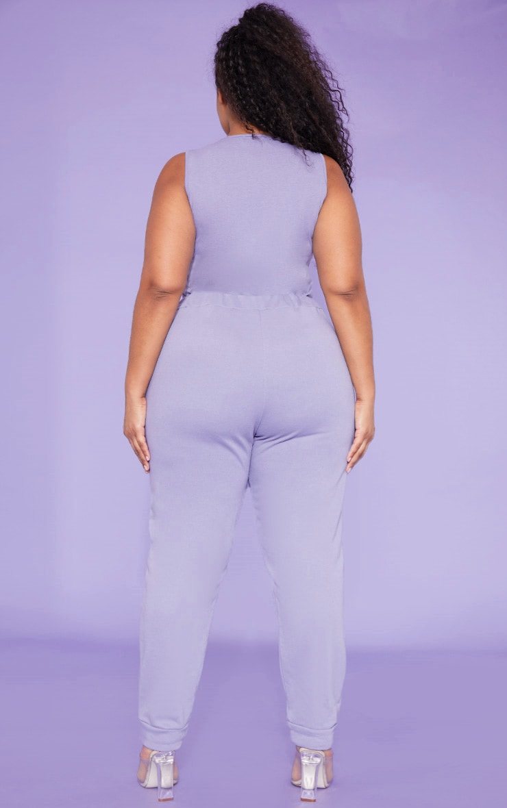 RECYCLED Plus Violet Jogger 4