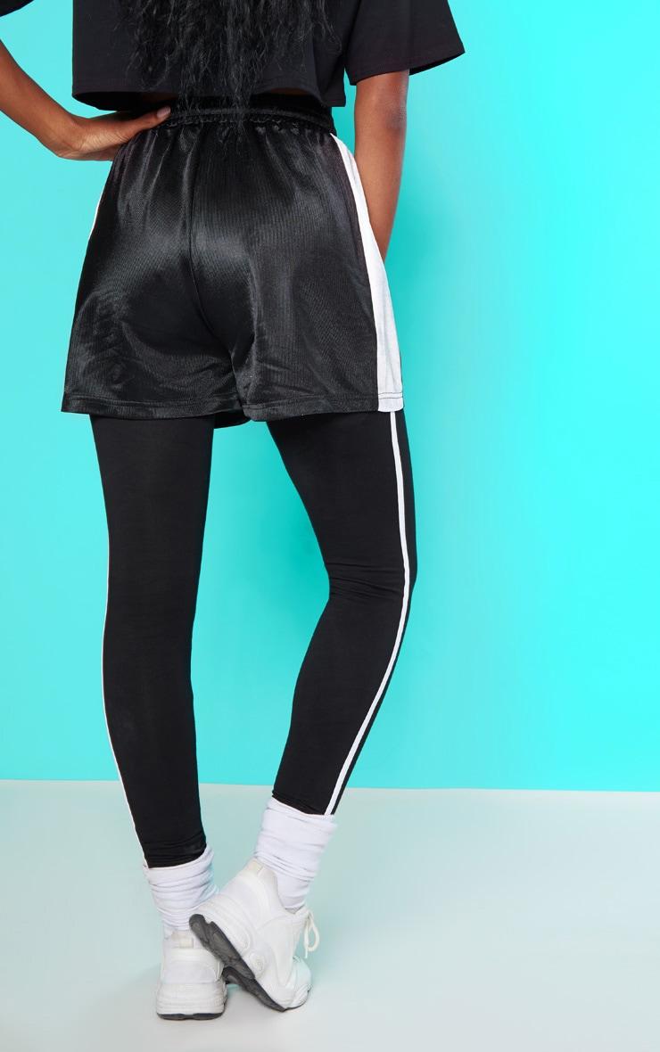 KARL KANI Black Boxer Shorts  5