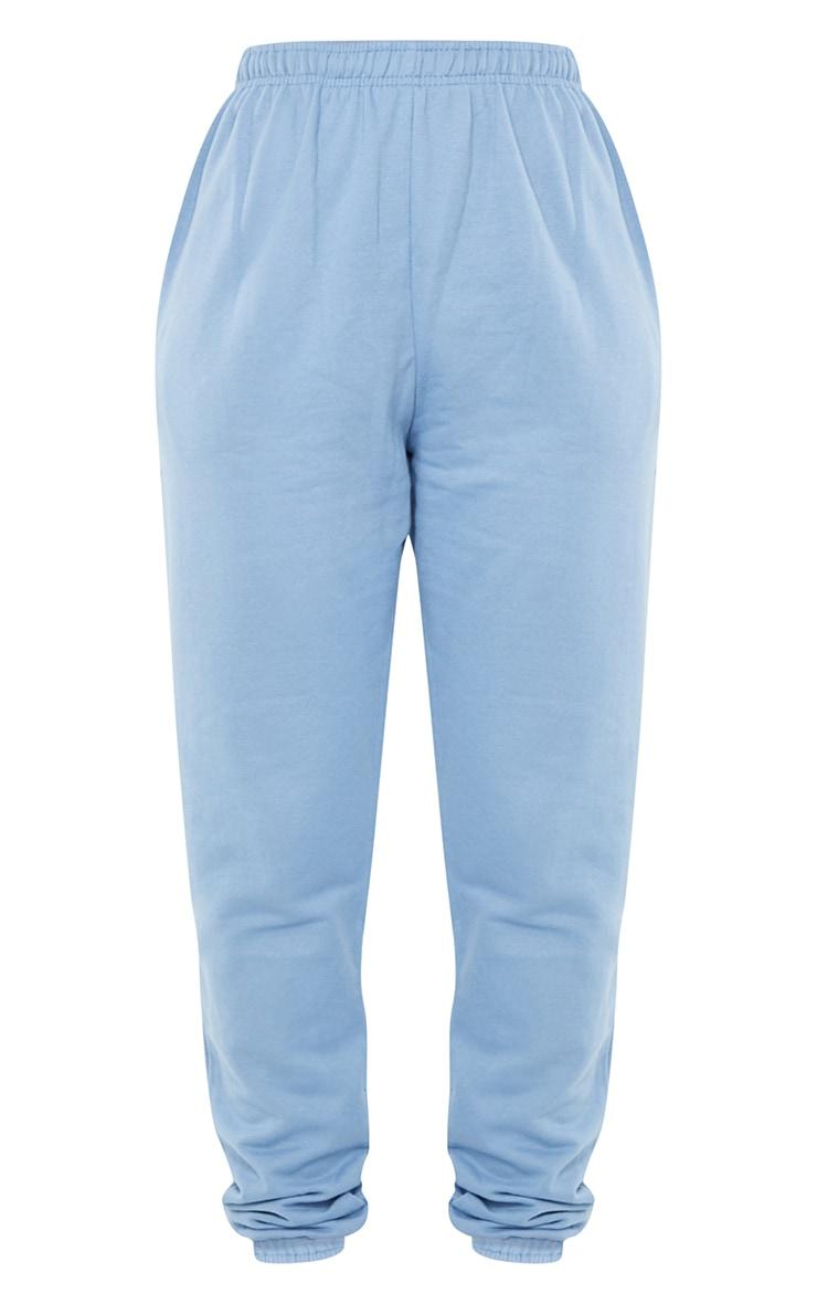 Steel Blue Sweat Pant Joggers 5
