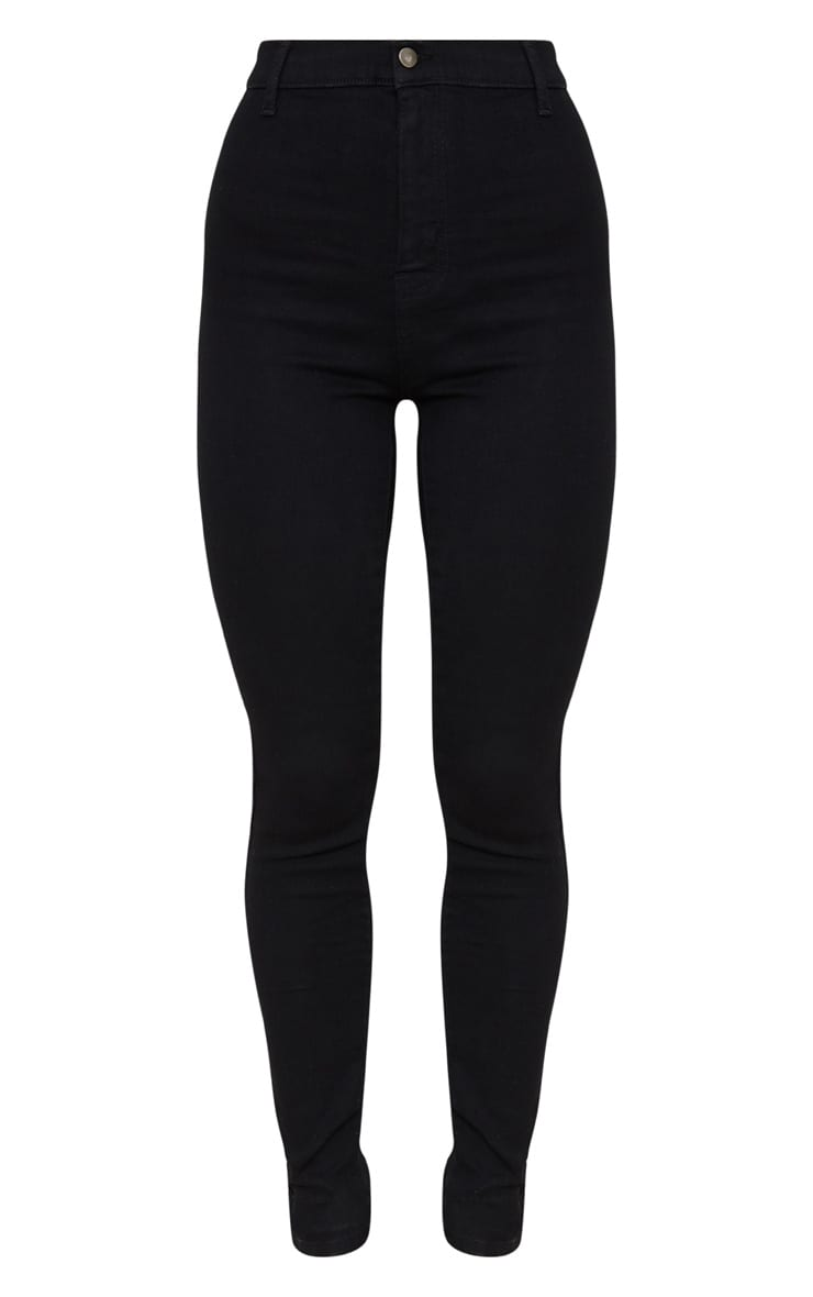 Black Disco Fit Skinny Jean 1