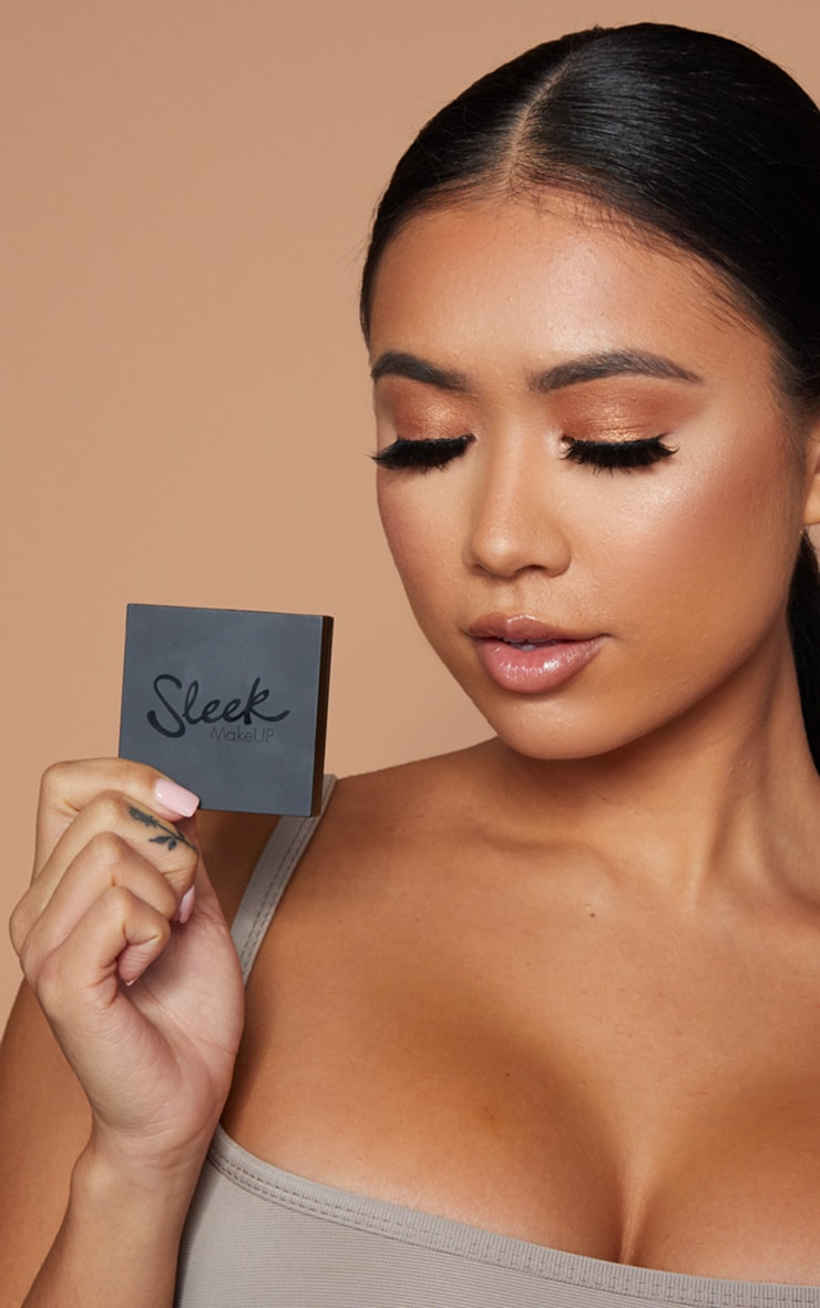 Sleek MakeUP Dark Brow Kit 3