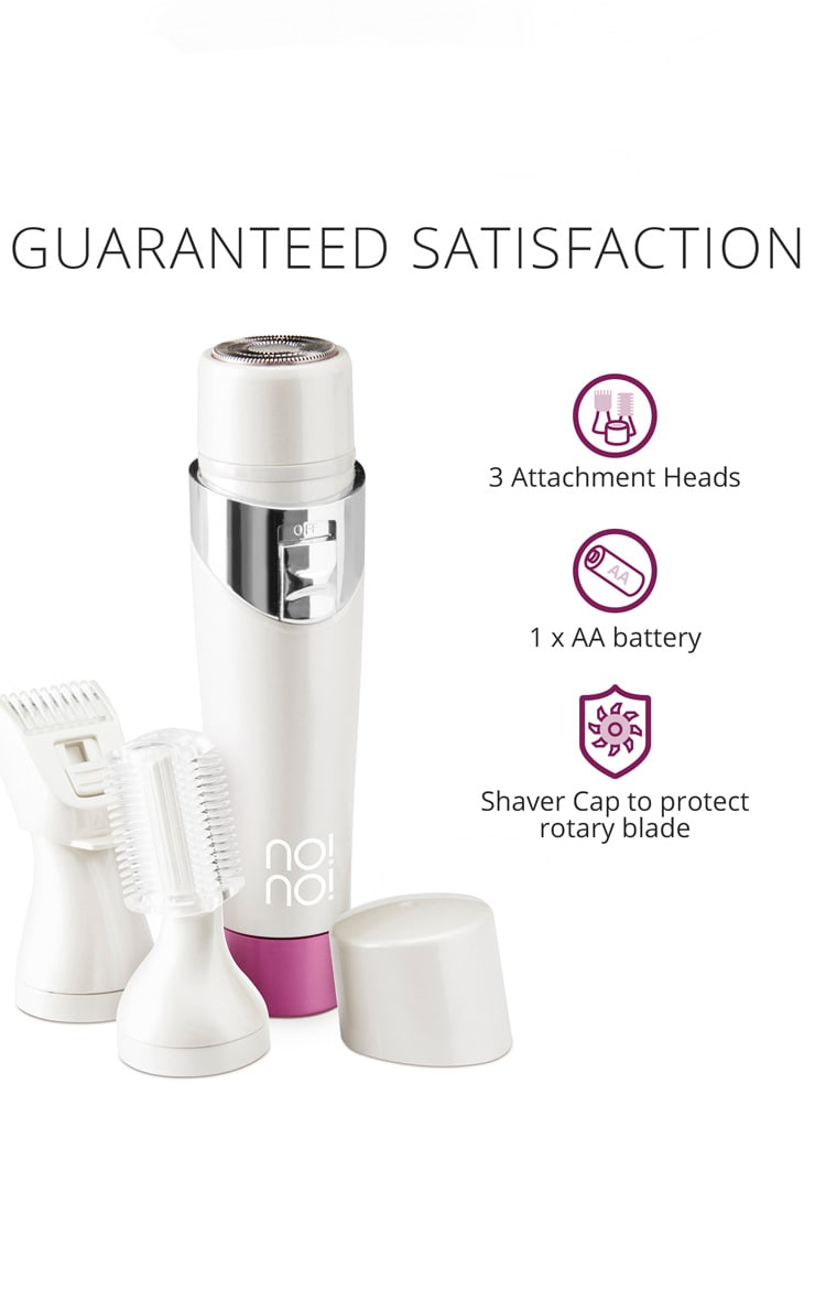 Nono Expert 3 in 1 Hair Removal 5