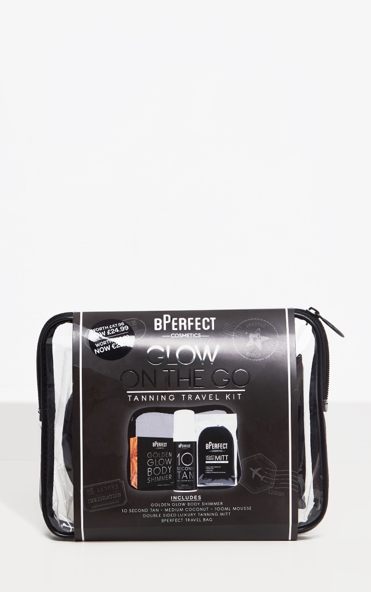Bperfect Glow On The Go Tanning Travel Kit 2