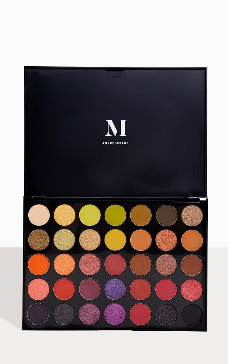 Morphe 35M Boss Mood Artistry Palette
