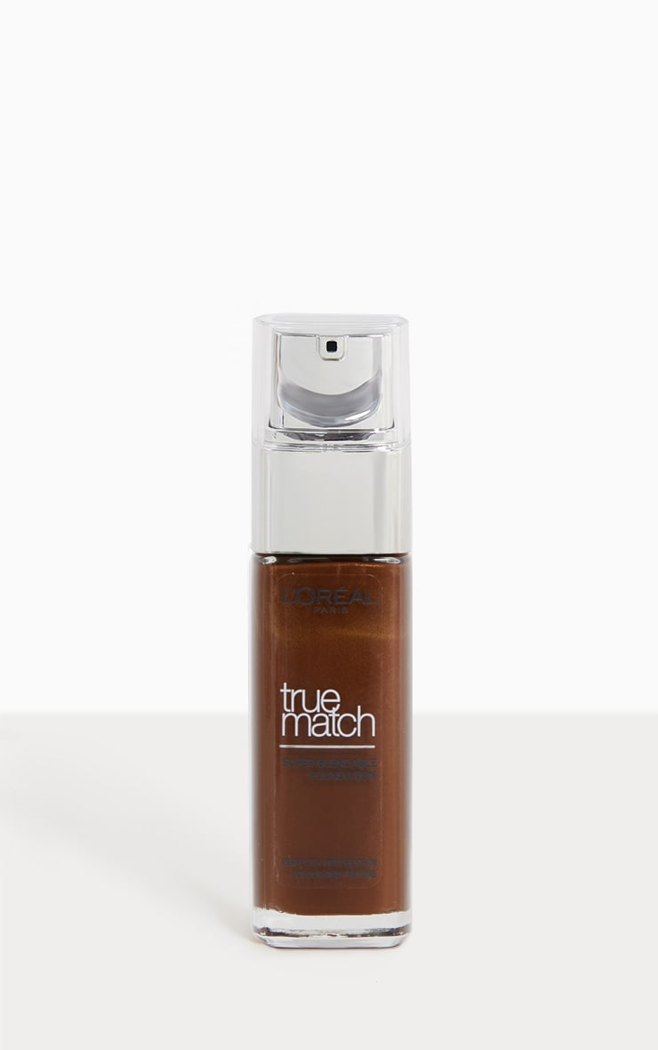 L'Oreal Paris True Match Foundation 10.C Espresso 1