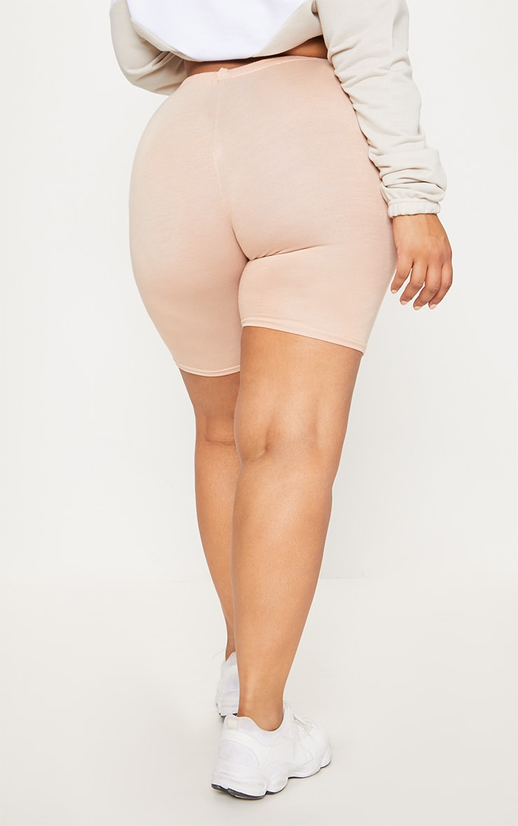 PLT Plus - Short-legging basique nude 4