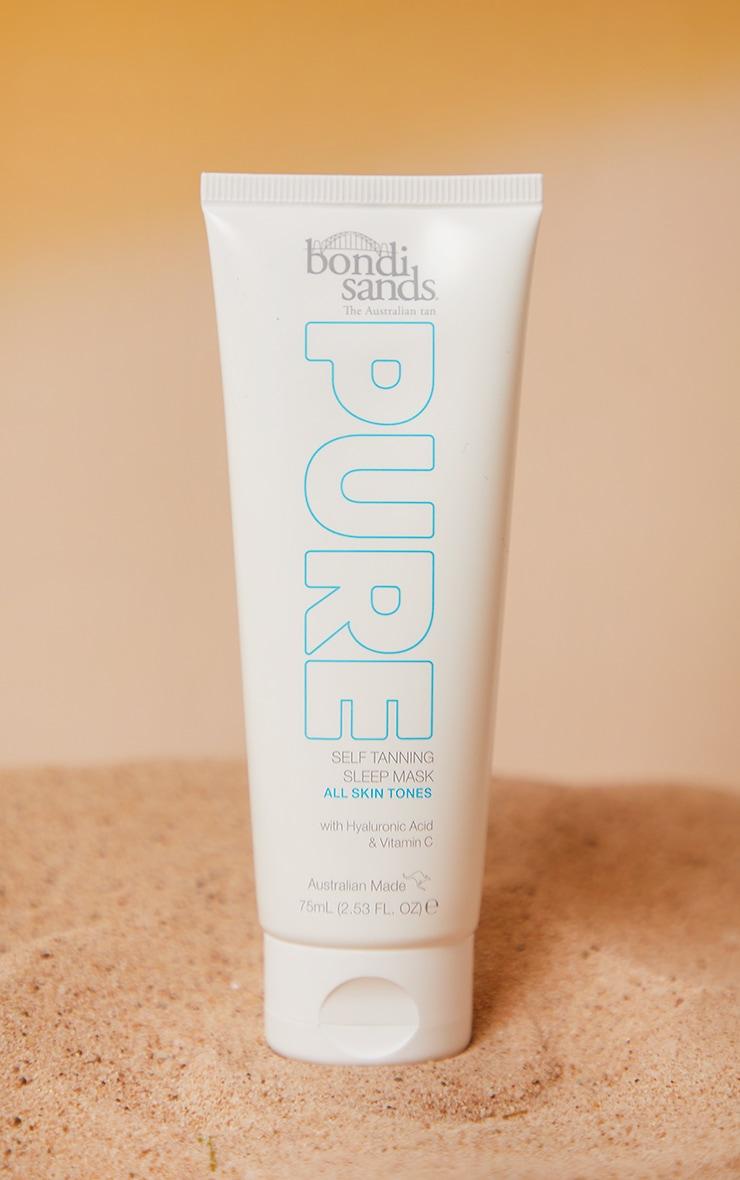 Bondi Sands Pure Self Tanning Sleep Mask 75ml 1