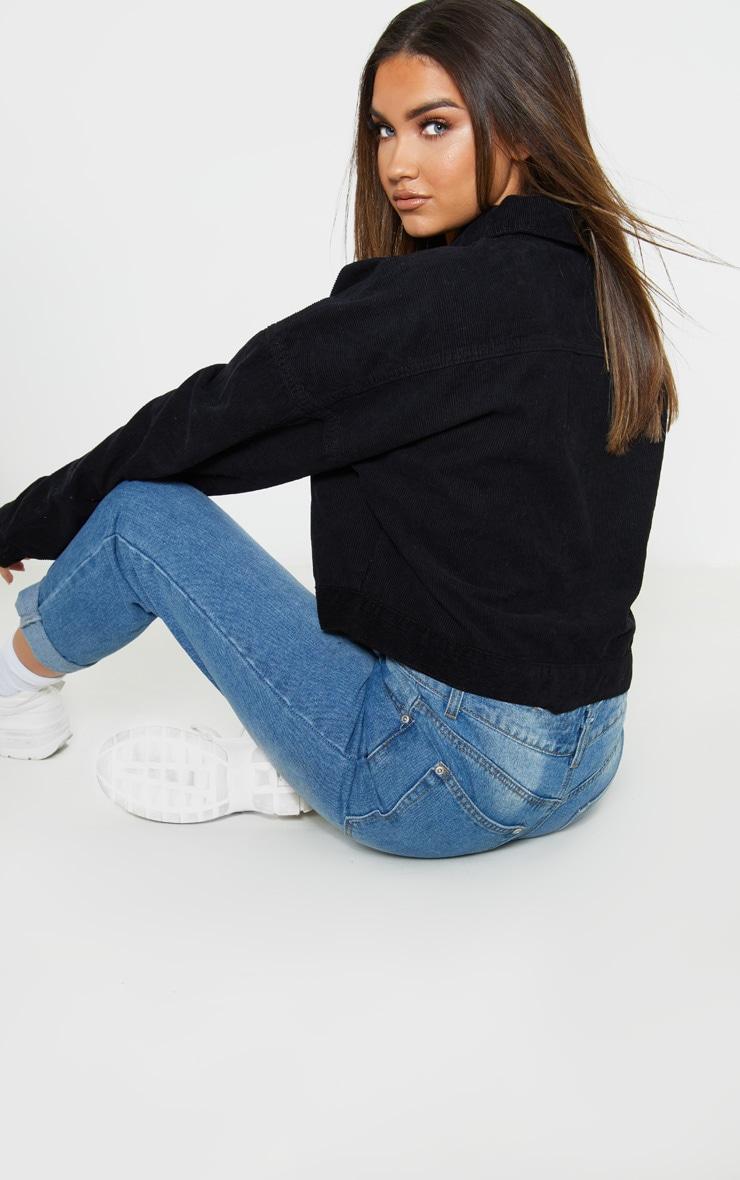 Black Cord Jacket 2