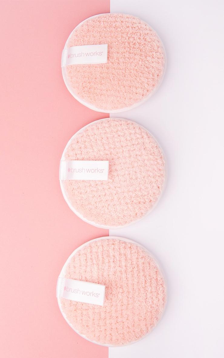 Brushworks HD Reusable Makeup Remover Pads 3 Pack 1