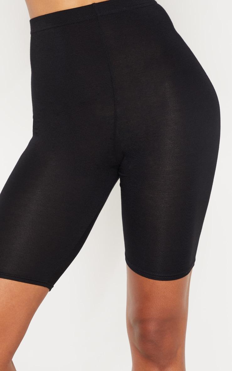 Tall - Short-legging basique noir 6