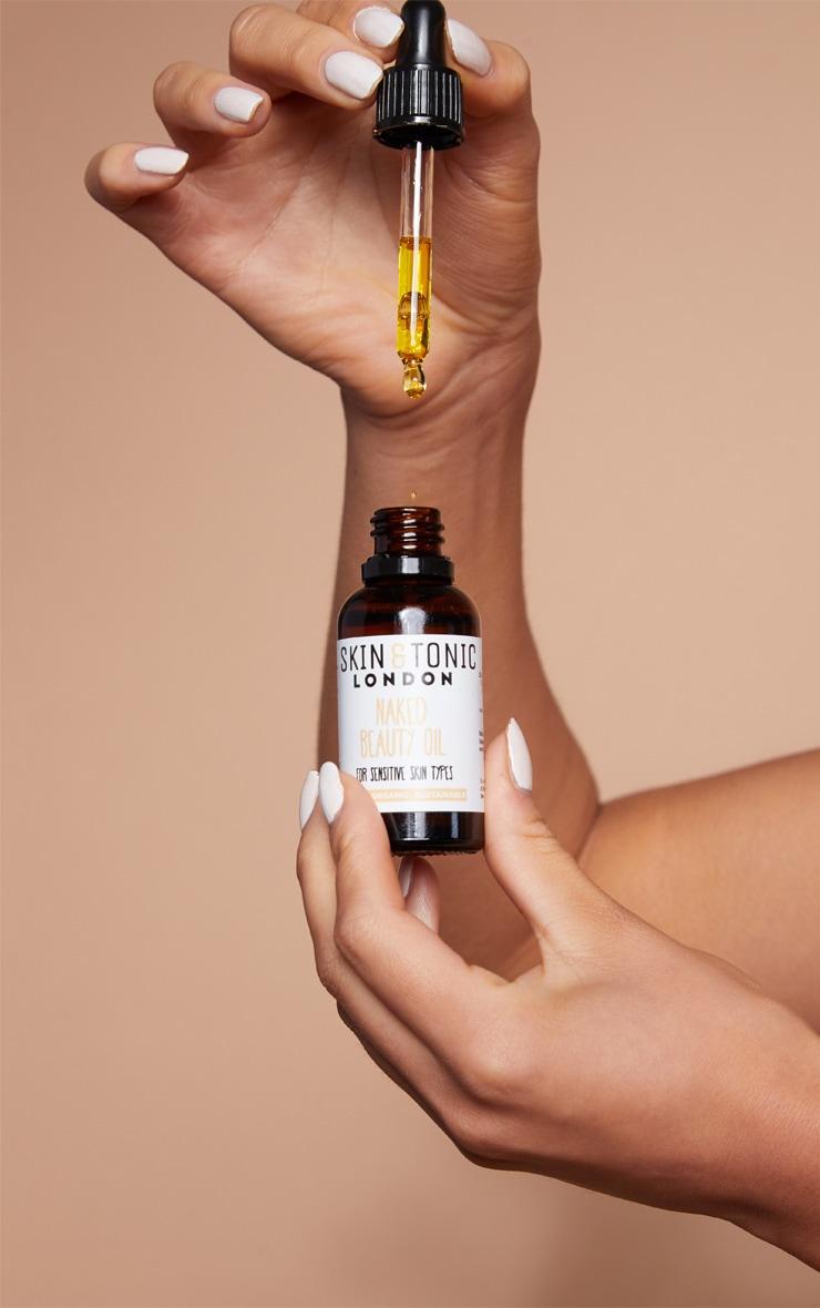 Skin & Tonic London Naked Beauty Oil  4