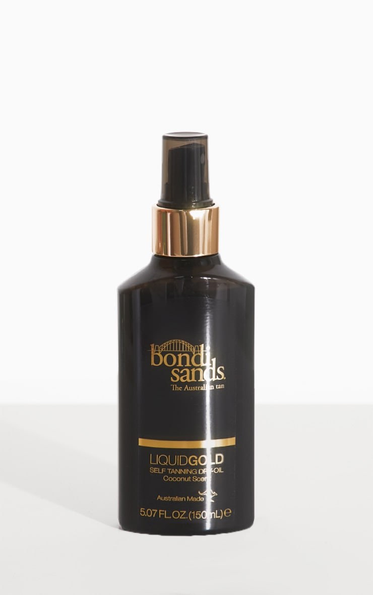 Bondi Sands Liquid Gold Self Tanning Oil image 1