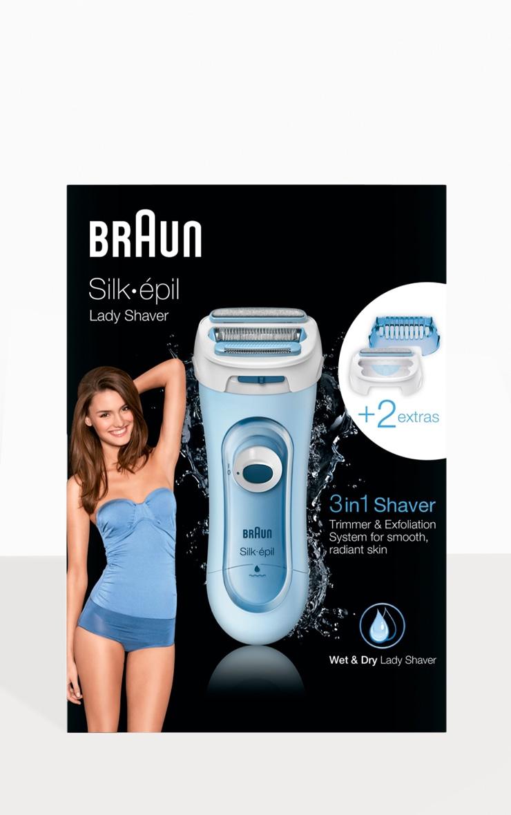 Braun LS5160 Shaver Blue