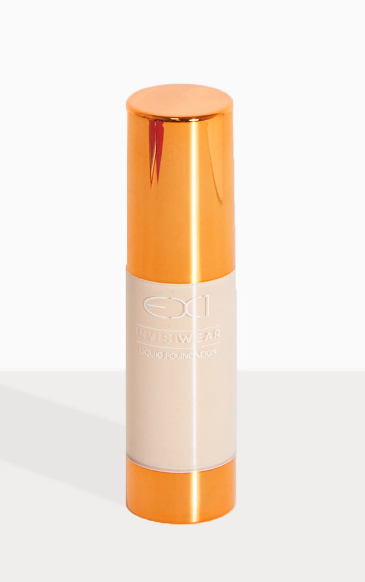 EX1 Cosmetics Invisiwear Liquid Foundation 1.0 1