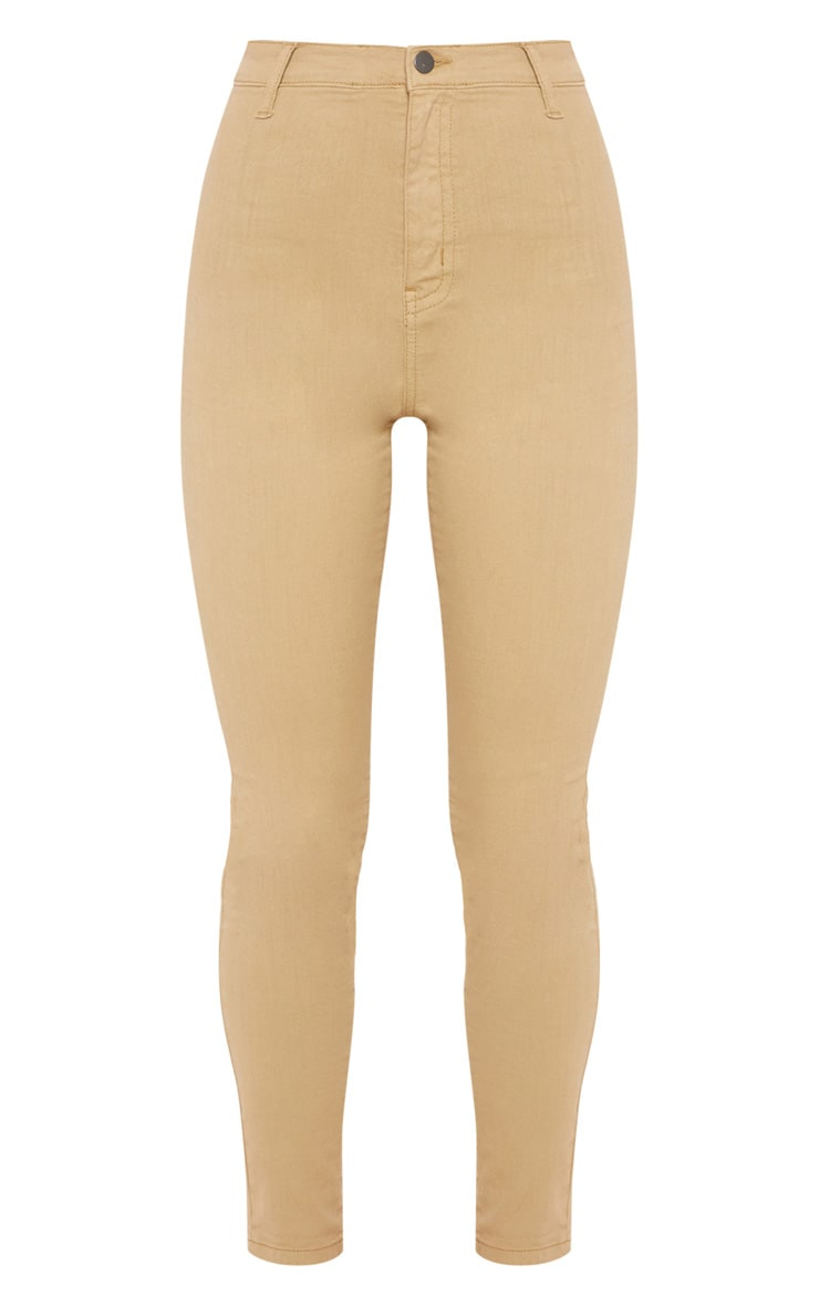 Sand Disco Skinny Jeans 3