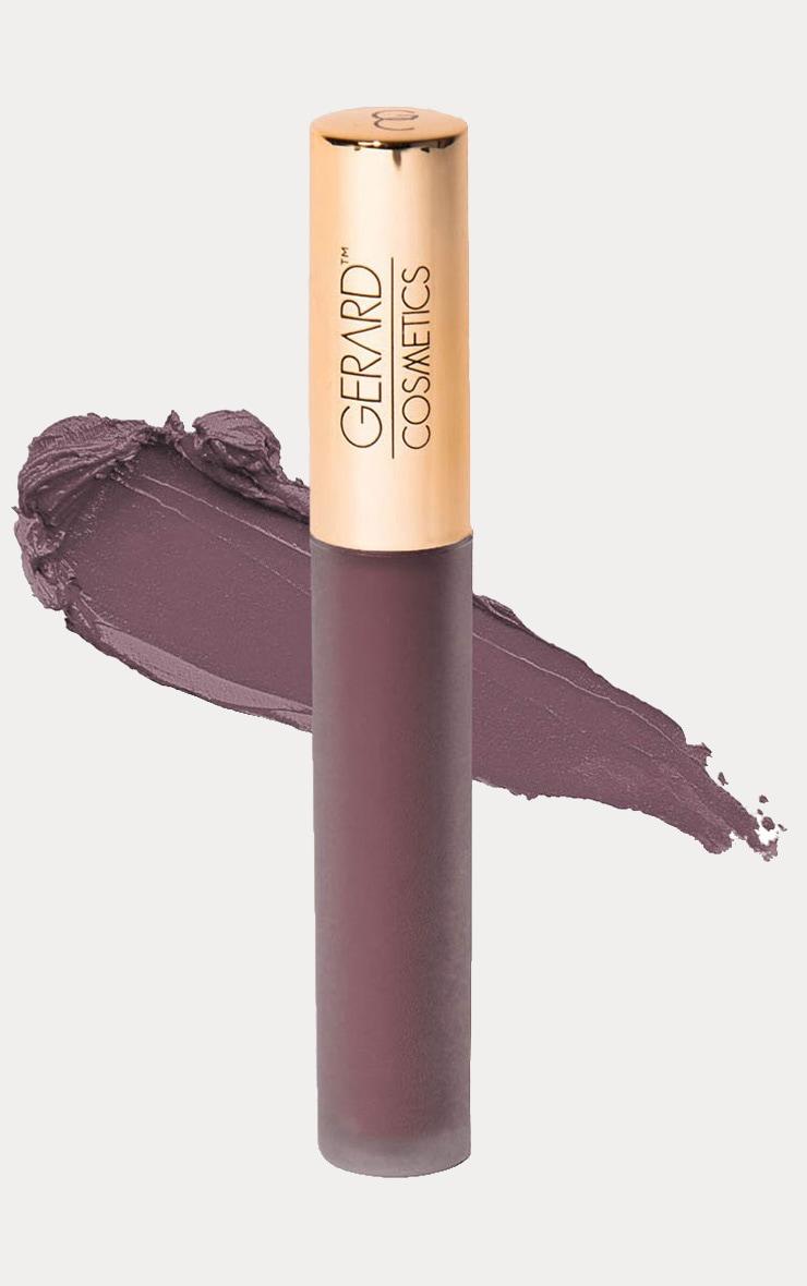 Gerard Cosmetics Hydra Matte Liquid Lipstick Invasion 1
