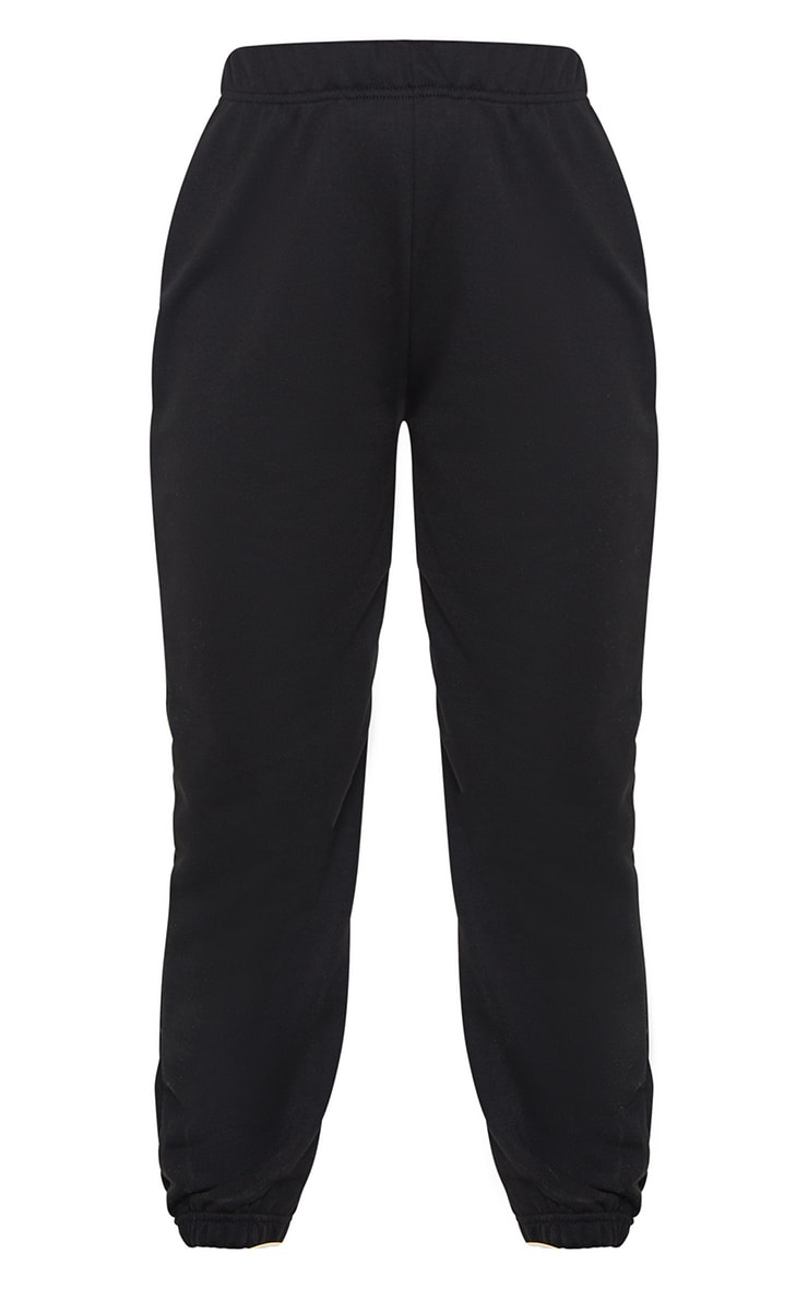 Petite Black &Grey Basic Cuffed Hem Track Pants 2 Pack 4
