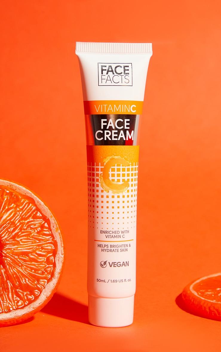 Face Facts Vitamin C Face Cream 1