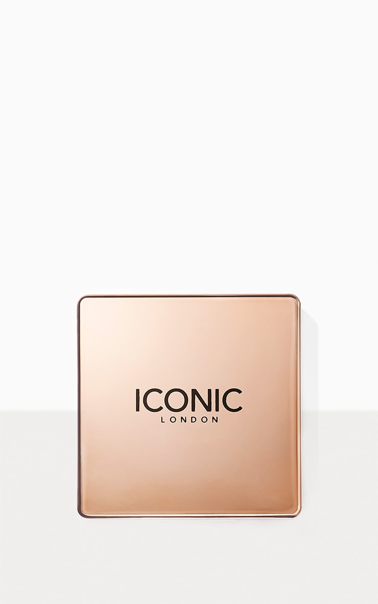 Iconic London Brow Silk & Brush Bundle 2