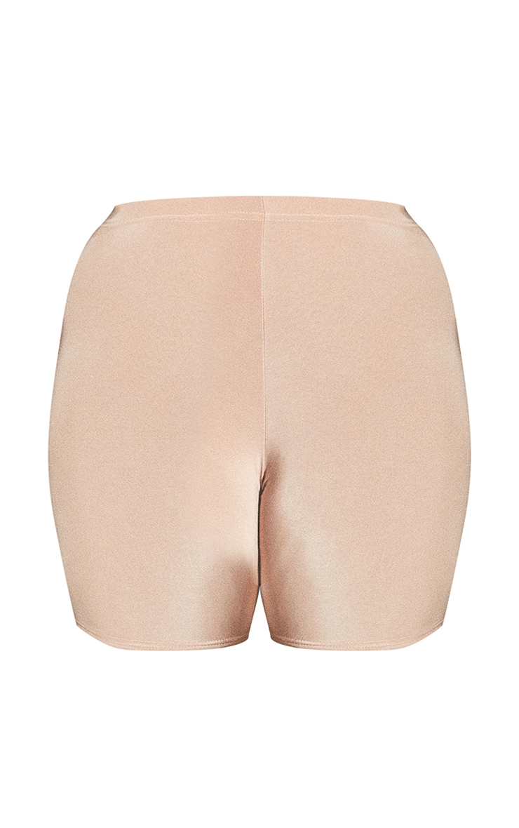 Plus Second Skin Mannequin Cycle Shorts 6