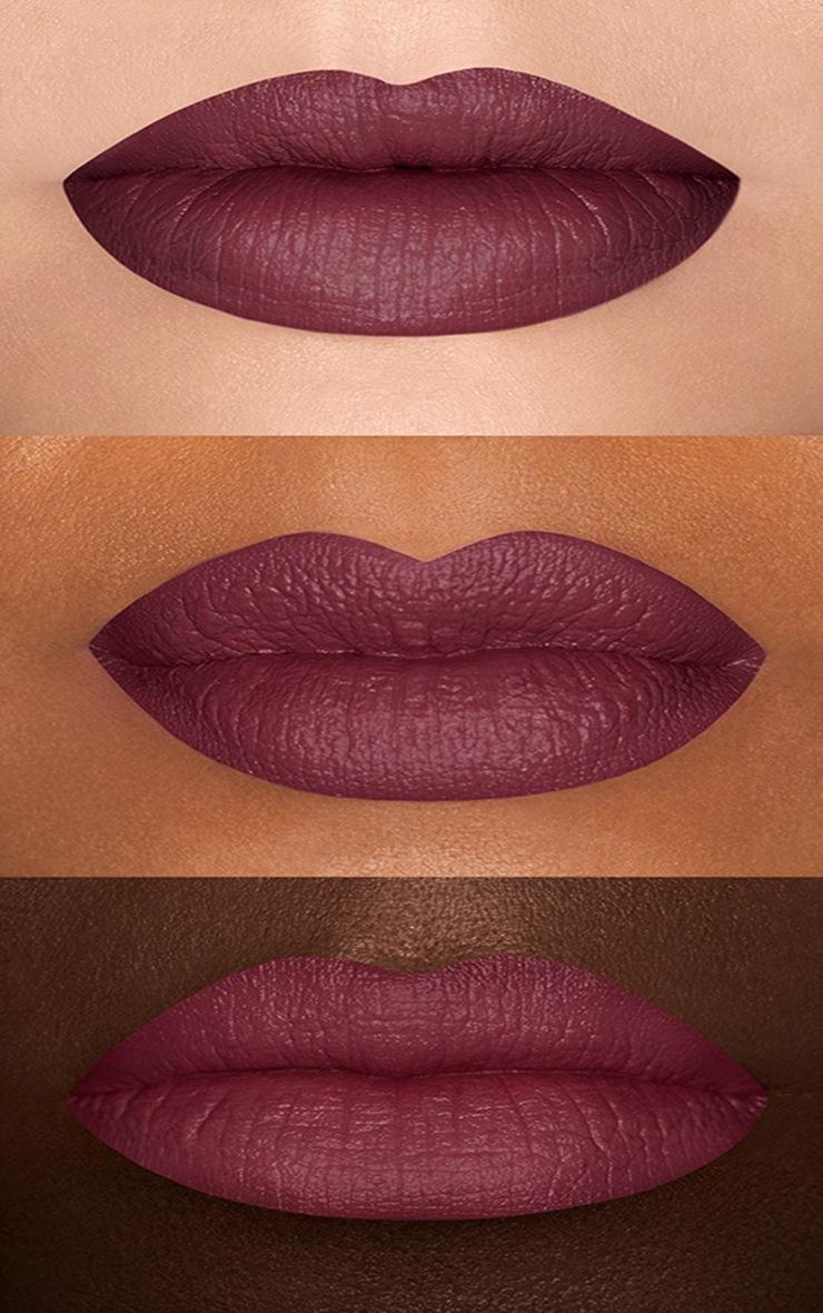 NYX Professional Makeup Powder Puff Lippie Lip Cream Moody 6