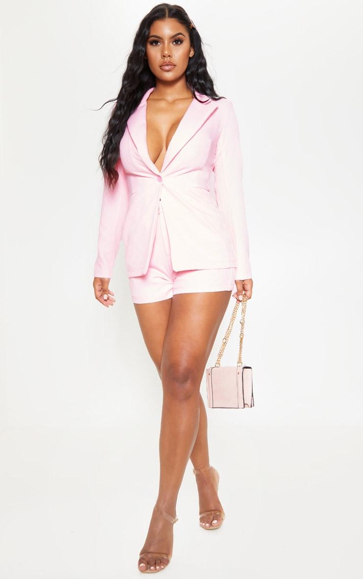 Pink Suit Short 5