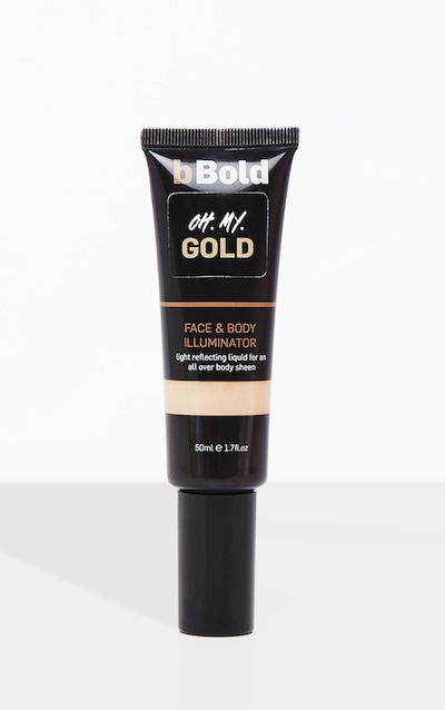 bBold Oh My Gold Liquid Illuminator 50ml