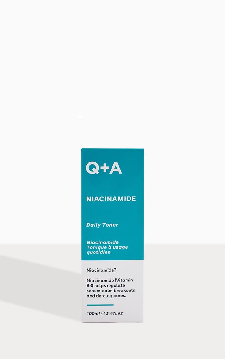 Q+A Niacinamide Daily Toner 100ml 2